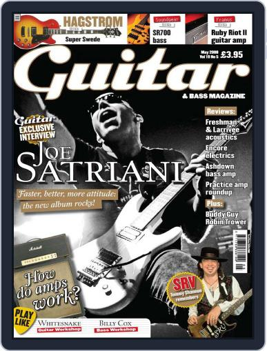 Guitar (Digital) April 3rd, 2008 Issue Cover