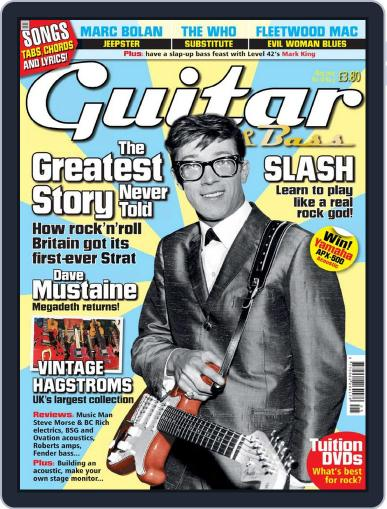 Guitar April 17th, 2007 Digital Back Issue Cover