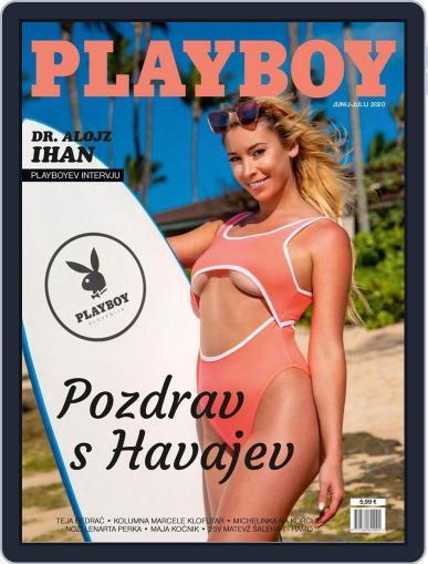 Playboy Slovenija (Digital) June 1st, 2020 Issue Cover
