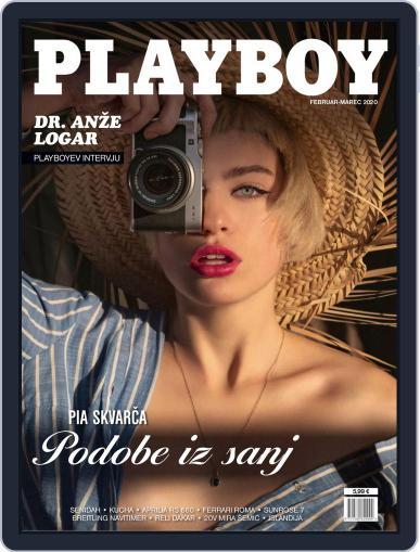 Playboy Slovenija (Digital) February 1st, 2020 Issue Cover