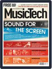 Music Tech (Digital) Subscription April 1st, 2020 Issue