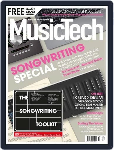 Music Tech (Digital) October 1st, 2019 Issue Cover