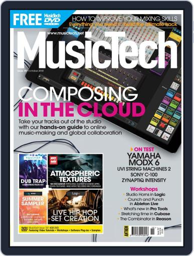 Music Tech (Digital) October 1st, 2018 Issue Cover