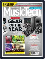 Music Tech (Digital) Subscription January 1st, 2018 Issue