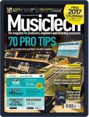 Music Tech (Digital) Subscription December 1st, 2016 Issue