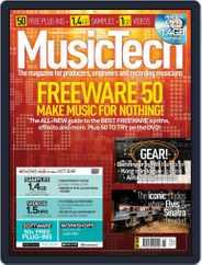 Music Tech (Digital) Subscription October 1st, 2016 Issue