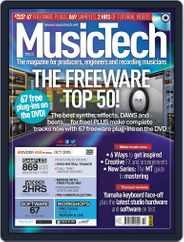 Music Tech (Digital) Subscription October 1st, 2015 Issue
