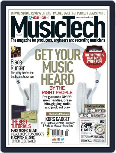 Music Tech (Digital) March 19th, 2014 Issue Cover