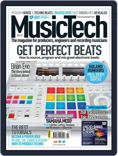 Music Tech January 16th, 2014 Digital Back Issue Cover