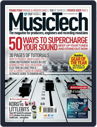 Music Tech December 18th, 2013 Digital Back Issue Cover