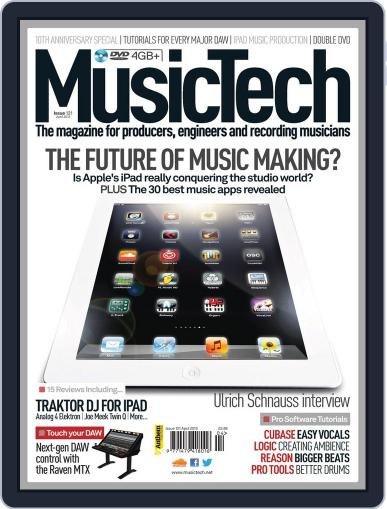 Music Tech (Digital) March 20th, 2013 Issue Cover