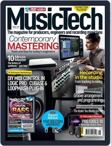 Music Tech January 5th, 2012 Digital Back Issue Cover