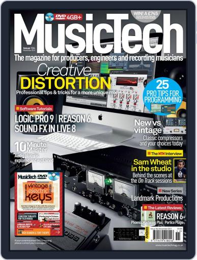 Music Tech (Digital) October 17th, 2011 Issue Cover
