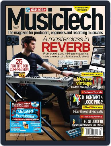 Music Tech (Digital) April 17th, 2011 Issue Cover