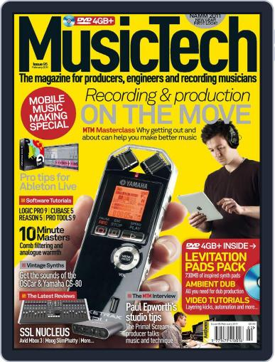 Music Tech January 31st, 2011 Digital Back Issue Cover