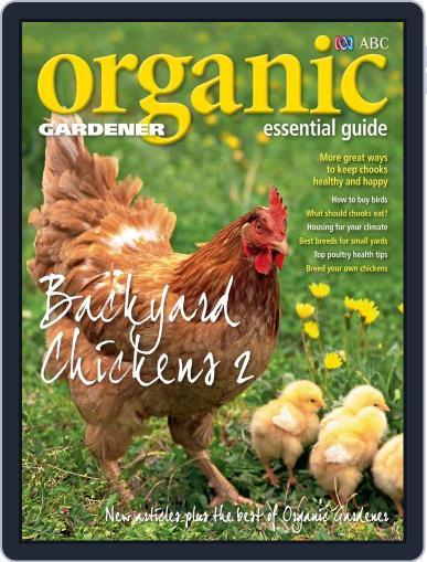 ABC Organic Gardener Magazine Essential Guides (Digital) November 3rd, 2014 Issue Cover