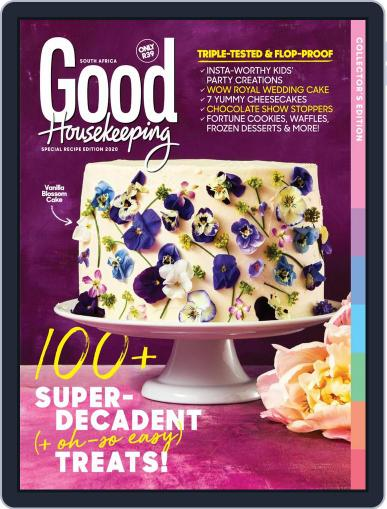 Good Housekeeping South Africa (Digital) April 1st, 2020 Issue Cover