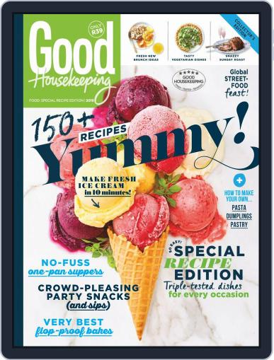 Good Housekeeping South Africa (Digital) February 1st, 2019 Issue Cover