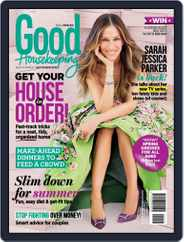 Good Housekeeping South Africa (Digital) Subscription August 31st, 2016 Issue