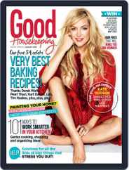 Good Housekeeping South Africa (Digital) Subscription July 18th, 2016 Issue
