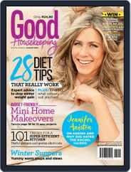 Good Housekeeping South Africa (Digital) Subscription August 1st, 2015 Issue