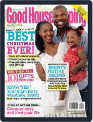 Good Housekeeping South Africa (Digital) Subscription November 17th, 2013 Issue