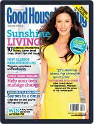 Good Housekeeping South Africa (Digital) Subscription September 15th, 2013 Issue