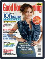 Good Housekeeping South Africa (Digital) Subscription June 17th, 2012 Issue