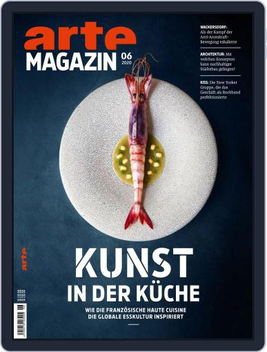 Arte Magazin (Digital) June 1st, 2020 Issue Cover