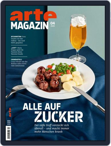 Arte Magazin (Digital) April 1st, 2020 Issue Cover