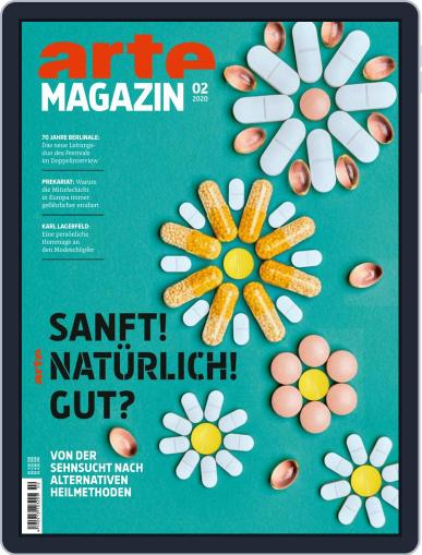 Arte Magazin (Digital) February 1st, 2020 Issue Cover