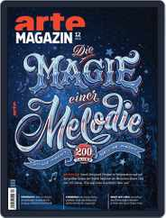 Arte Magazin (Digital) Subscription December 1st, 2018 Issue