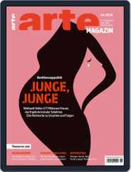 Arte Magazin (Digital) Subscription June 1st, 2018 Issue