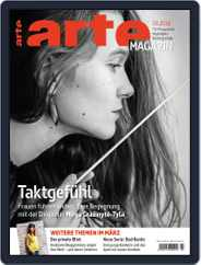 Arte Magazin (Digital) Subscription March 1st, 2018 Issue