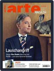 Arte Magazin (Digital) Subscription January 1st, 2018 Issue
