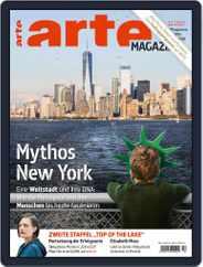 Arte Magazin (Digital) Subscription December 1st, 2017 Issue