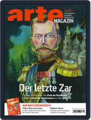 Arte Magazin (Digital) Subscription October 1st, 2017 Issue