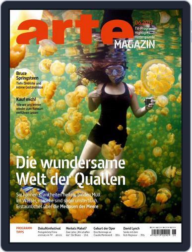 Arte Magazin (Digital) June 1st, 2017 Issue Cover
