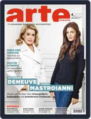 Arte Magazin (Digital) Subscription March 22nd, 2017 Issue