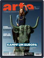 Arte Magazin (Digital) Subscription March 1st, 2017 Issue