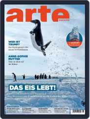 Arte Magazin (Digital) Subscription January 1st, 2017 Issue