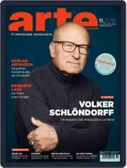 Arte Magazin (Digital) Subscription October 31st, 2016 Issue