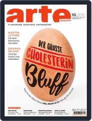 Arte Magazin (Digital) Subscription September 30th, 2016 Issue