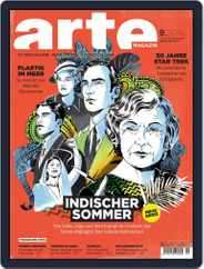 Arte Magazin (Digital) Subscription August 31st, 2016 Issue