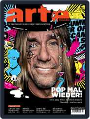 Arte Magazin (Digital) Subscription June 30th, 2016 Issue
