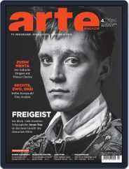 Arte Magazin (Digital) Subscription March 31st, 2016 Issue