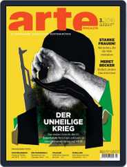 Arte Magazin (Digital) Subscription February 29th, 2016 Issue