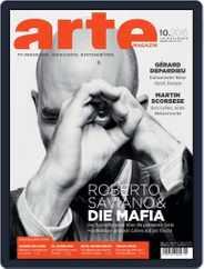 Arte Magazin (Digital) Subscription September 30th, 2015 Issue