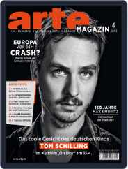 Arte Magazin (Digital) Subscription March 31st, 2015 Issue