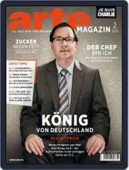 Arte Magazin (Digital) Subscription January 31st, 2015 Issue